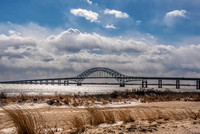 Fire Island Inlet Bridge from Captree 1
